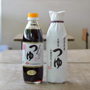 佐々長醸造 / 老舗の味 つゆ
