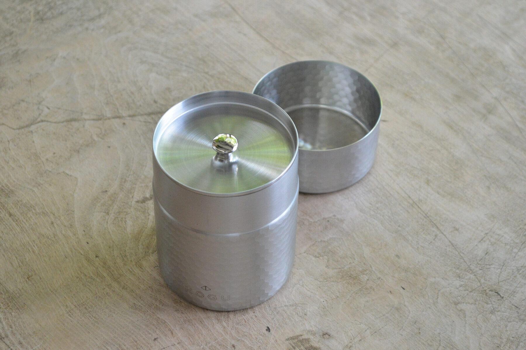 茶考具 茶筒