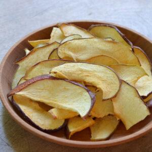 若葉農園 / 無農薬 干しりんご