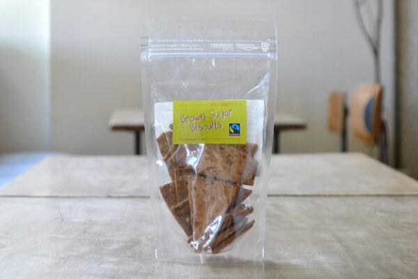 フェアトレード 黒糖クッキー&ドライフルーツ が新入荷。